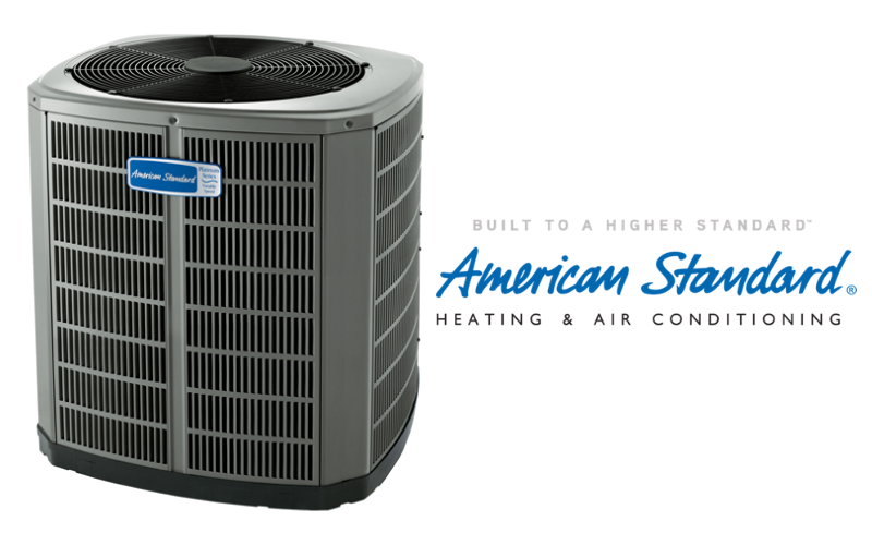 Equipment Spotlight: American Standard Heating & Air Conditioning