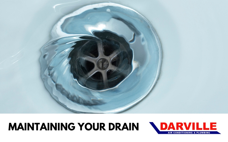 Maintain Your Drain