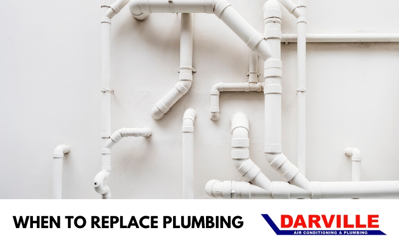 When To Replace Plumbing