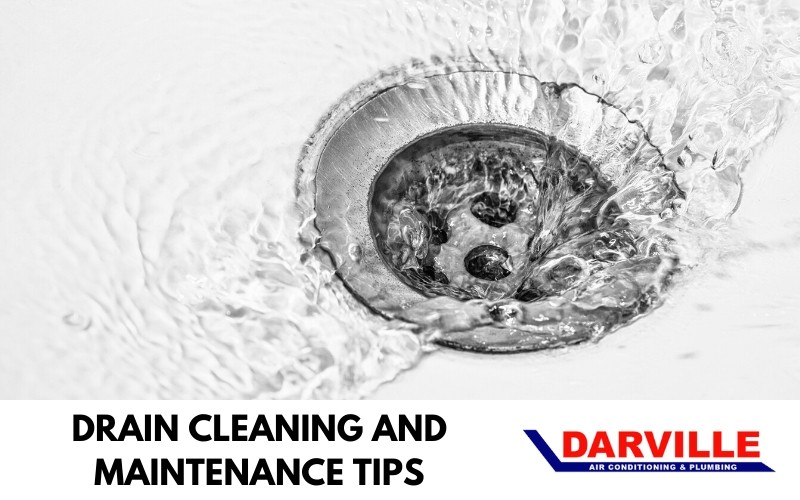 Drain Cleaning and Maintenance Tips