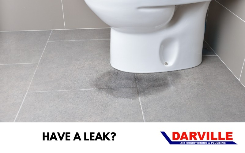 Have a Leak?