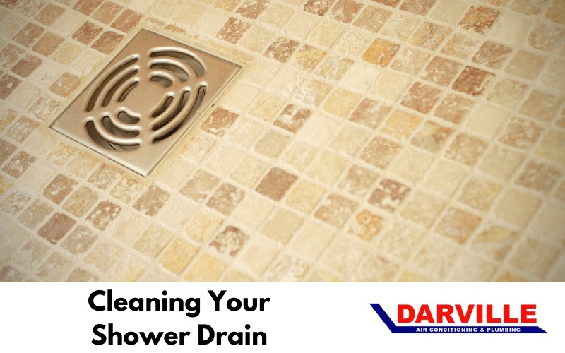 Cleaning Your Shower Drain