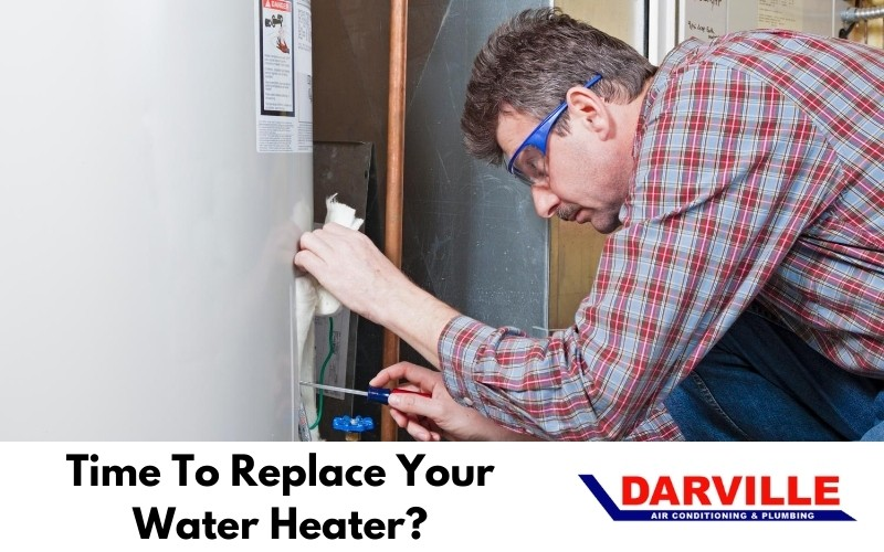 Time To Replace Your Water Heater?