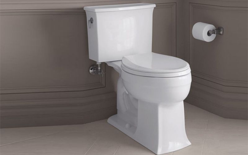 high-efficiency Kohler toilets